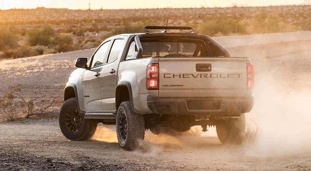 2022 Chevy Colorado Rumors Review