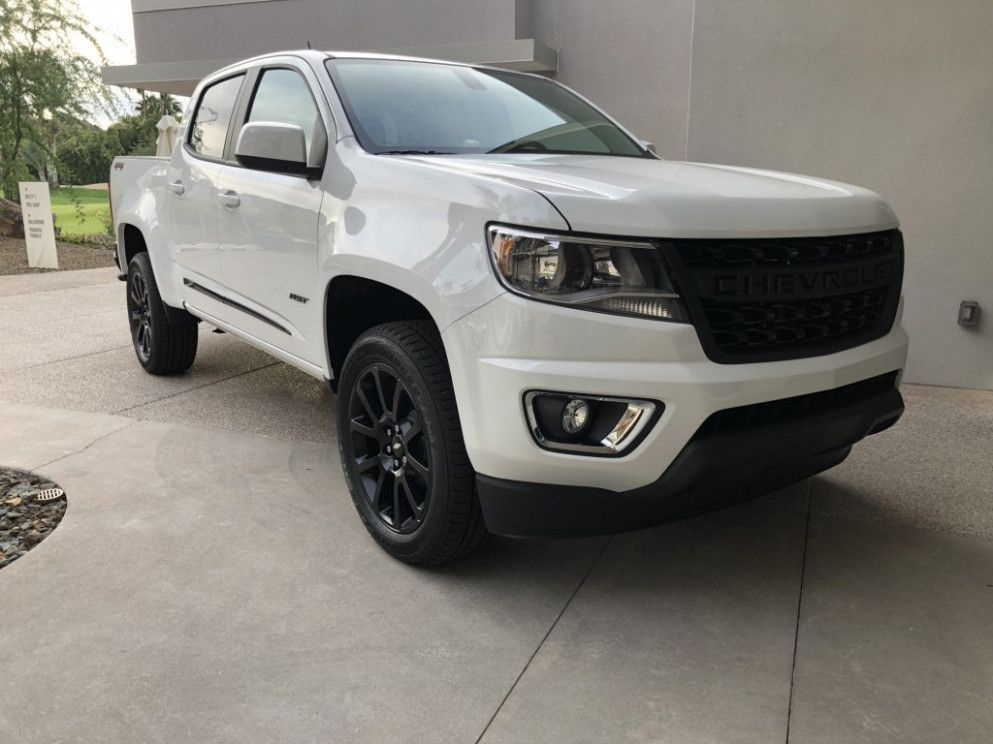 2022 Chevy Colorado Zr2 Colors Diesel