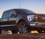 2022 Ford F 150 Electric All Electric Convertible Interior