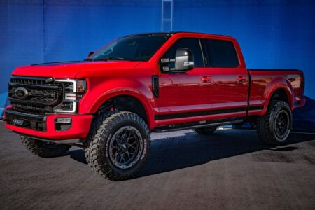 2022 Ford F250 Baja Interior Changes Pictures