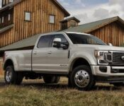 2022 Ford F250 King Ranch Platinum Lariat