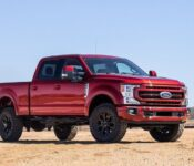 2022 Ford F250 Super Duty Tremor Release Date