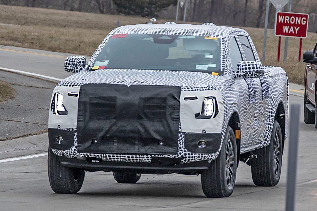 2022 Ford Ranger Awd Availability V6 Diesel