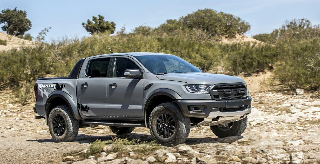 2022 Ford Ranger Interior Hybrid Design Raptor Interior