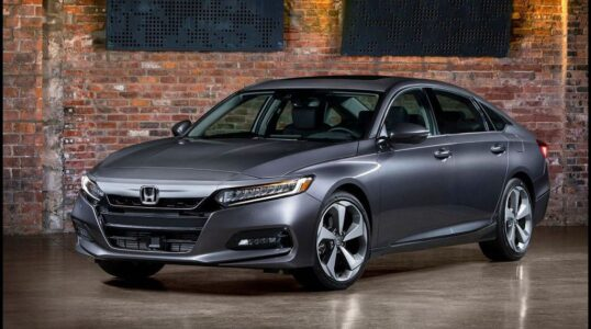 2022 Honda Accord Electric Pictures Hybrid Release Sedan