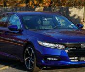 2022 Honda Accord Preview Sport Se Convertible Manual