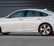 2022 Honda Accord Redesign Spy Exl Specs Images