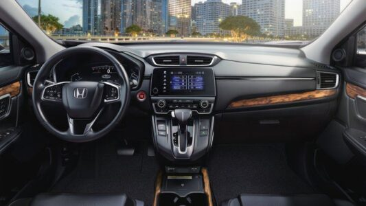 2022 Honda Crv Colors Images Price Interior