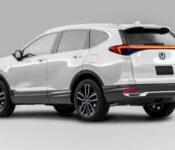 2022 Honda Crv Photos Updates Usa Ex