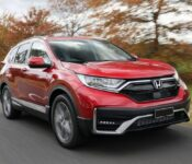 2022 Honda Crv Touring Awd Generation 6