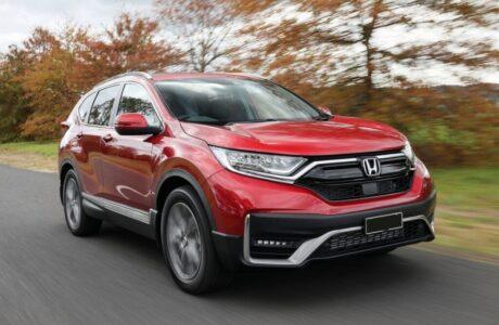 2022 Honda Crv Touring Awd Generation 6