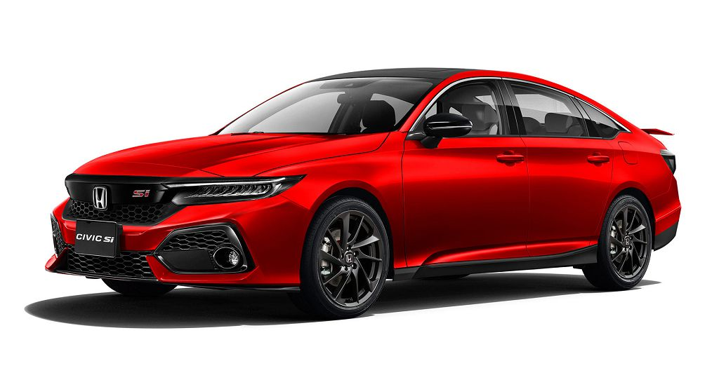 2022 Honda Civic News Hatchback Sport Acessories