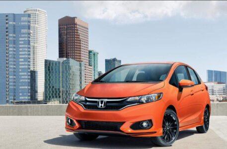 2022 Honda Fit Crosstar Sport