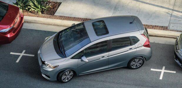 2022 Honda Fit Hybrid Redesign