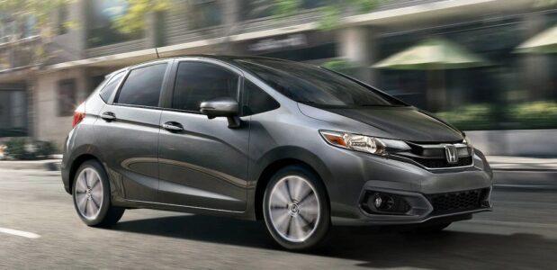 2022 Honda Fit Mexico Novo Mpg Changes