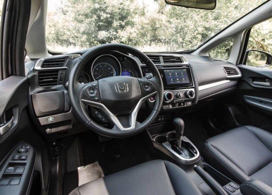 2022 Honda Fit Pictures Specs