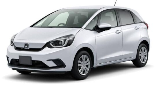2022 Honda Fit Price Specifications