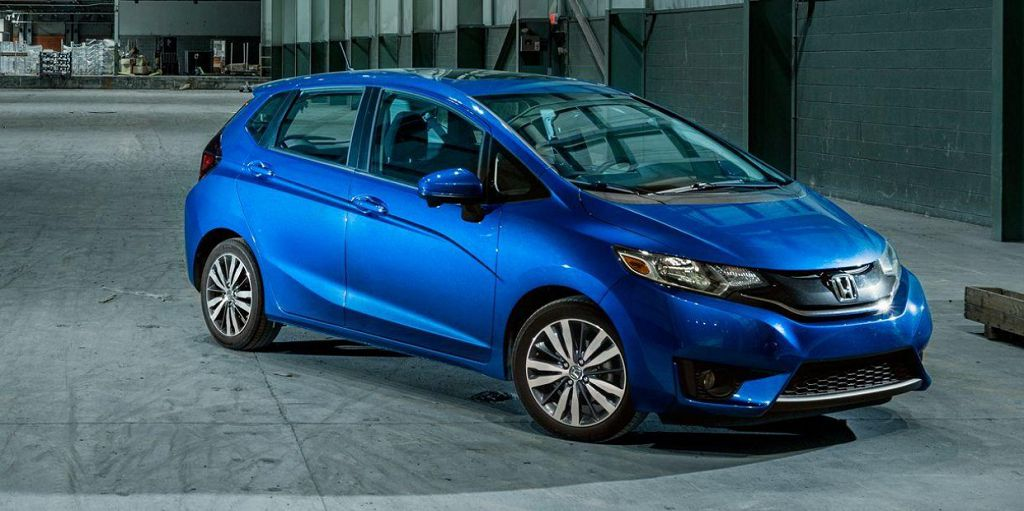 2022 Honda Fit Reviews Colors
