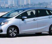 2022 Honda Fit Usa Canada Ex Ev