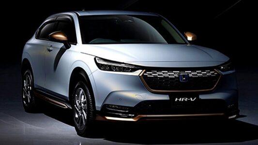 2022 Honda Hrv Awd Specs