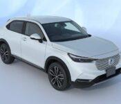 2022 Honda Hrv Redesign Usa