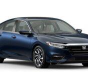 2022 Honda Insight Changes