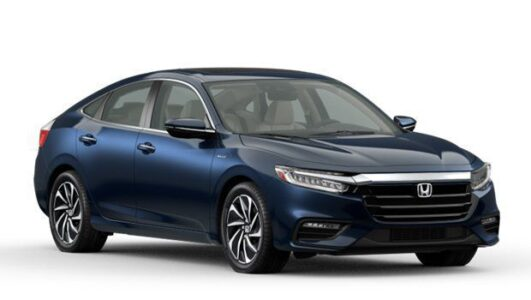 2022 Honda Insight Changes