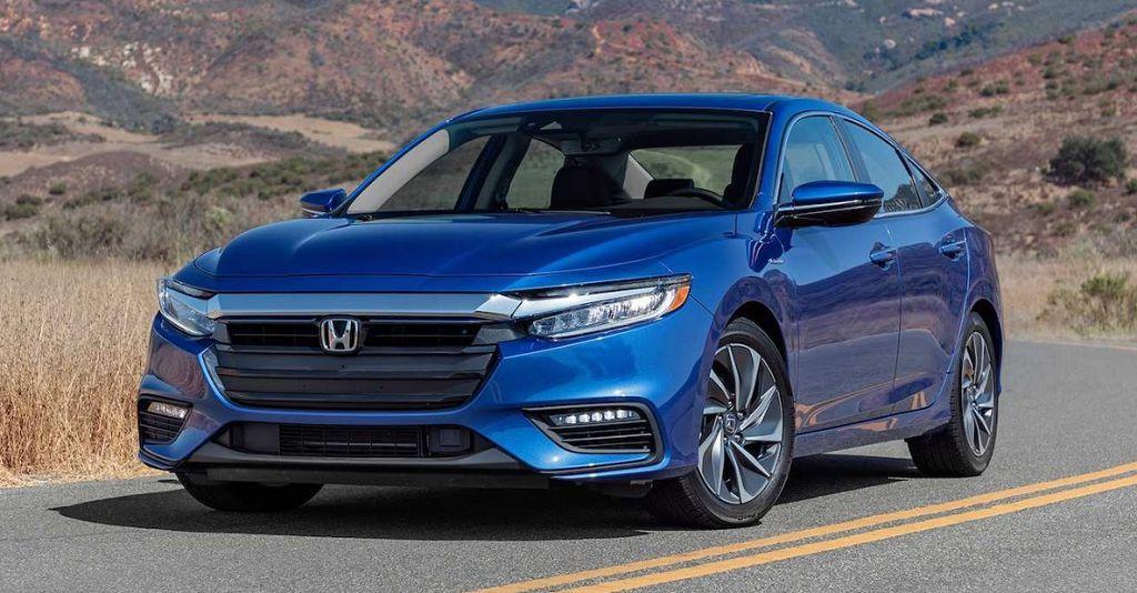 2022 Honda Insight Ex Review