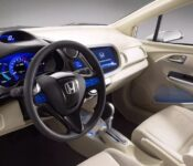2022 Honda Insight Hybrid Interior