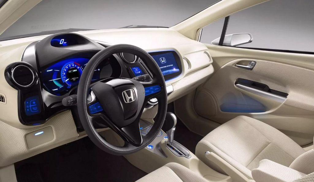 2022 Honda Insight Hybrid Interior