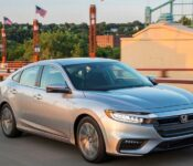2022 Honda Insight Hybrids Touring