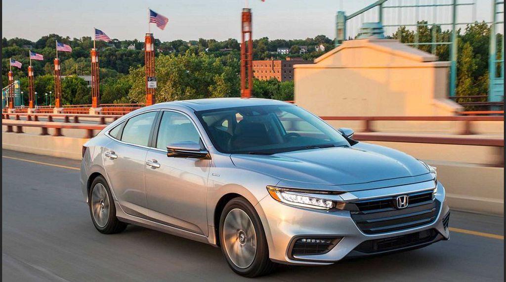 2022 Honda Insight Hybrids Touring