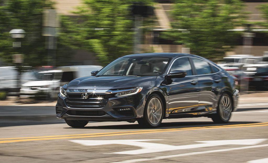 2022 Honda Insight Redesign