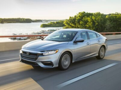 2022 Honda Insight Release Date