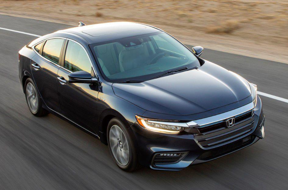 2022 Honda Insight Release
