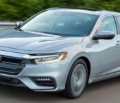 2022 Honda Insight Review Engine