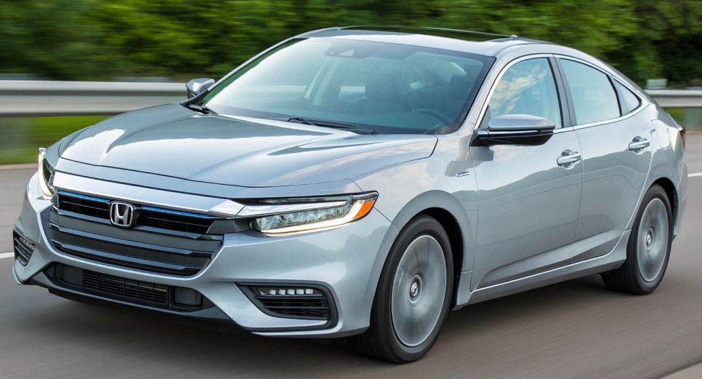 2022 Honda Insight Review Engine