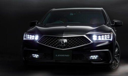 2022 Honda Legend Fiyat