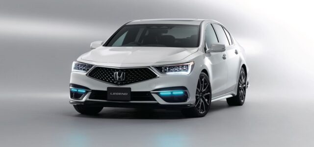 2022 Honda Legend Interior