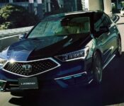 2022 Honda Legend New Uk