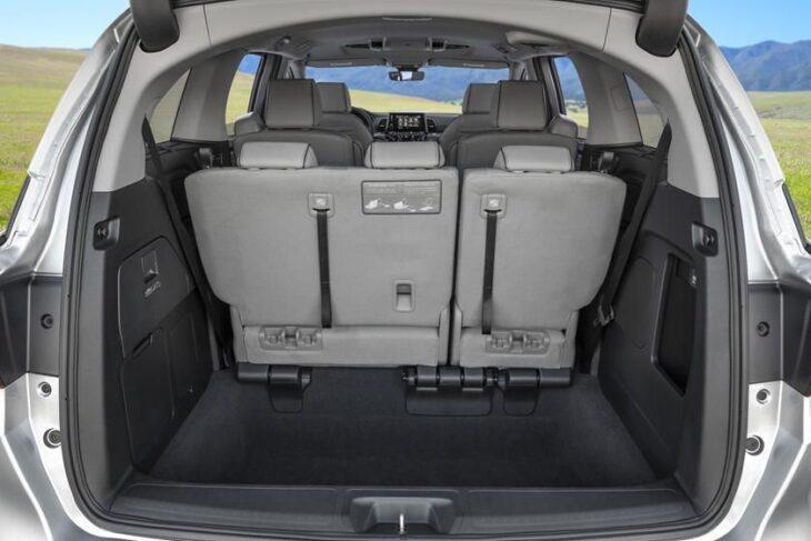 2022 Honda Odyssey Changes Specs Manual Pictures Minivan