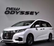 2022 Honda Odyssey Elite Redesign Awd Price