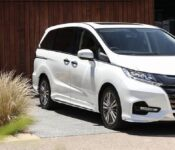 2022 Honda Odyssey Elite Specs 360 Camera Reviews