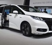 2022 Honda Odyssey Updates Interior Touring Redesign