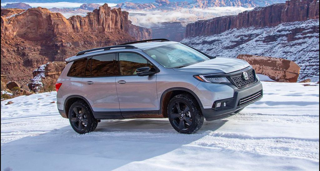 2022 Honda Passport Pictures Colors Facelift Suv Redesign