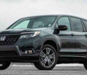 2022 Honda Passport Redesign Rumors Spy Photos Delivery Date