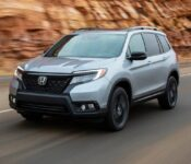 2022 Honda Passport Spy Pictures Release Date Offroad Model