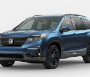 2022 Honda Pilot Hybrid Review Pictures Redesign