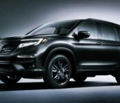2022 Honda Pilot Redesign Rumors Spy Photo Pictures