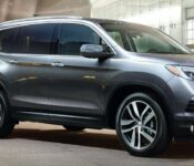 2022 Honda Pilot Rumors Spy Photos Interior